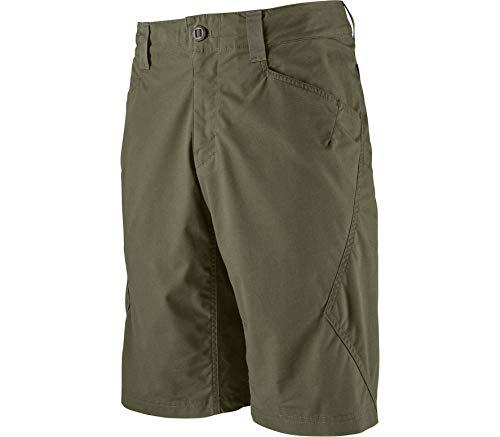 Patagonia Herren M's Venga Rock Shorts Kurze Hose, Industrie-Grün, 32
