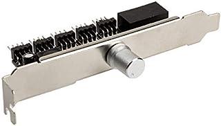 Lamptron CP120 V2 PCI Blende Lftersteuerung   silber