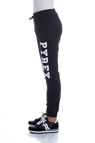 Pyrex Pantalone Tuta Donna Colore Nero Modello 34233 (M)