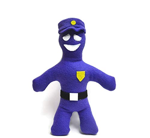 Purple Guy (Handmade Plush) Five Nights at Freddy's Fnaf Inspired Plush 12 inches