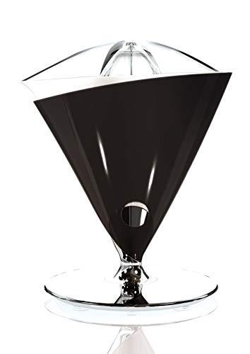 BUGATTI, Vita, Exprimidor eléctrico con jarra en vidrio templado soplado incluida, Capacidad 0,6...