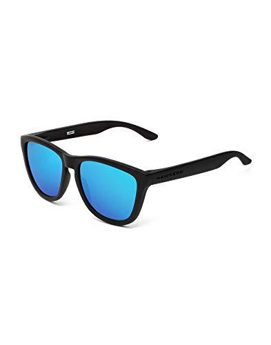 Hawkers O18TR30 Gafas de sol, Unisex Adultos, color Negro