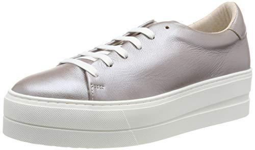 Tamaris Damen 1-1-23303-32 Sneaker, Beige (Taupe Metallic 398), 39 EU
