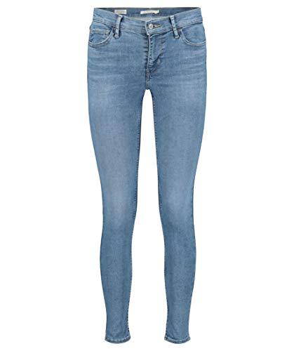 Levi's® Damen Jeans Innovation Super Skinny Super Skinny Fit Blue (82) 24/30