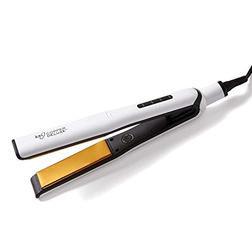 ION Ion Copper Deluxe Flat Iron 1.25 Inch