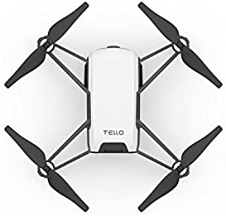 Ryze Tech Tello - Mini Drone Quadcopter UAV for Kids Beginners 5MP Camera HD720 Video 13min Flight Time Education Scratch ...