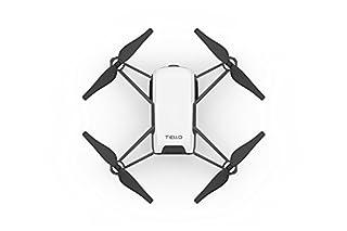 Ryze Tech Tello - Mini Drone Quadcopter UAV for Kids Beginners 5MP Camera HD720 Video 13min Flight Time Education Scratch Programming Toy Selfies, powered by DJI, White (B07C4JT53V) | Amazon price tracker / tracking, Amazon price history charts, Amazon price watches, Amazon price drop alerts