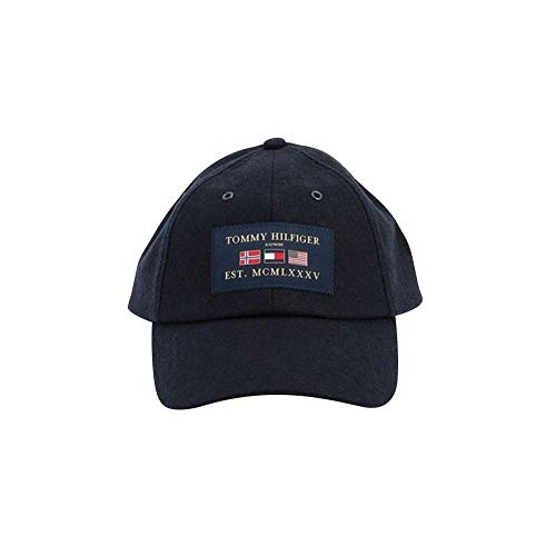 Tommy Hilfiger Gorras Outdoors Patch Cap Azul U