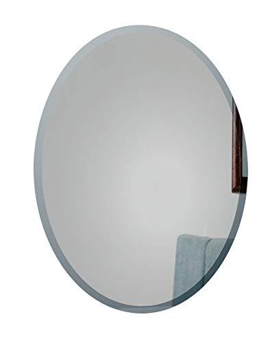 , espejo ovalado ikea, MerkaShop