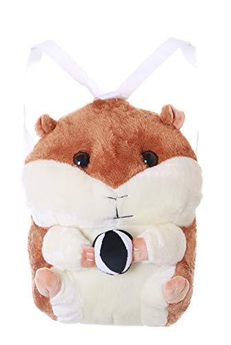 LB-131 Hamster XXL Plüsch Tasche Rucksack Lolita Pastel Goth Kawaii