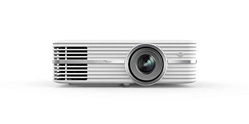 Vidéoprojecteur Optoma UHD40 Résolution 4K Ultra HD et compatible HDR Détails ultra réalistes