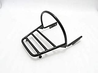 Royal Crusaders Rear Passenger Backrest+Carrier Suitable for Royal Enfield CLASSIC UCE