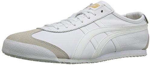 Asics Retro Glide Sneaker, niedrig, Erwachsene, Unisex, Weiß - Weiß / Weiß. - Größe: 43.5 EU