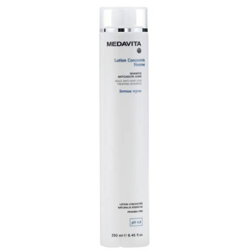 MEDAVITA LC HOMME Male Anti-Hairloss Treating Shampoo 250ml
