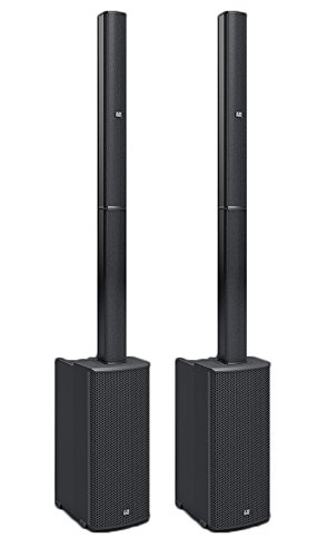 LD Systems Maui 11 G2 1000 W Tragbares PA-System mit Mixer und Bluetooth, 2 Stück