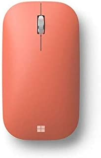 Microsoft Modern Mobile Mouse, Bluetooth, Peach Color - [KTF-00047]