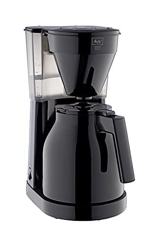 Melitta 1023-06 Easy Therm Filterkaffeemaschine 1050, Kunststoff schwarz