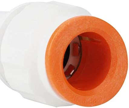Wosune Elleboog Connector Water Connector Waterpijp Montage voor Keuken Riool Badkamer Toilet 25mm tot G12 interne draad