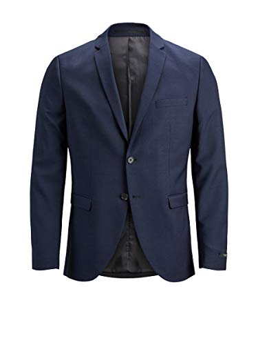 JACK & JONES Herren Blazer Klassischer 46Dark Navy