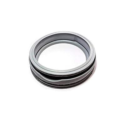 Compatible with BOSCH / SIEMENS serie Eurowasher. Washing Machine Door Seal Gasket. Equivalent to part number 354135