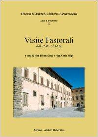 Visite pastorali del vescovo Pietro Usimbardi dal 1590 al 1611
