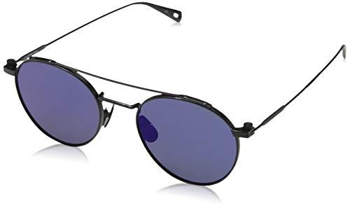 G-STAR RAW GS129S Double SUZAKI Gafas de sol, Negro (Schwarz), 51.0 Unisex Adulto