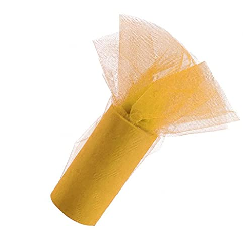 Runfun Falda De La Boda del Arco De Tulle del Acoplamiento Roll Party Tutu Carrete Cumpleaños Wraping Crafts Novia De La Boda Decoración De Boda Decoración