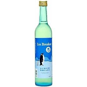 日本酒 玉川 アイスブレーカー 純米吟醸 無濾過生原酒500ml【木下酒造】