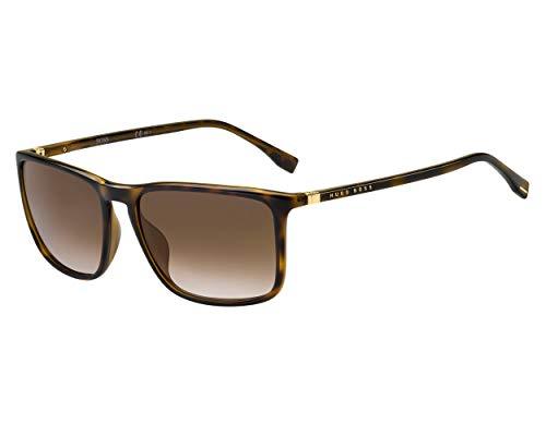 BOSS Gafas de sol para hombre 0665/N/S Hvna Gold 57