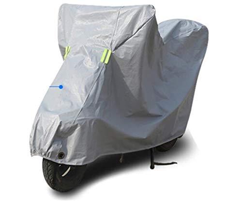 Fiets scooter waterdicht motorfiets zak zeil elektrische batterij auto regenhoes fiets zonwering afdekking motorfiets regenjas 183 X 122 X 89 cm