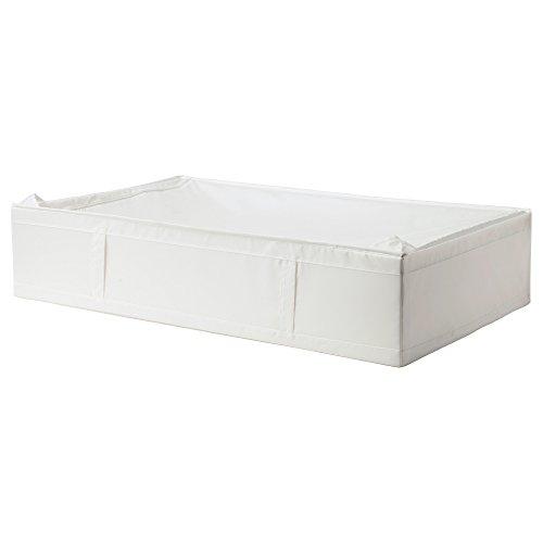 IKEA Unterbettkommode Skubb, mit Reißverschluss, ca. 92 x 55 x 19 cm weiß