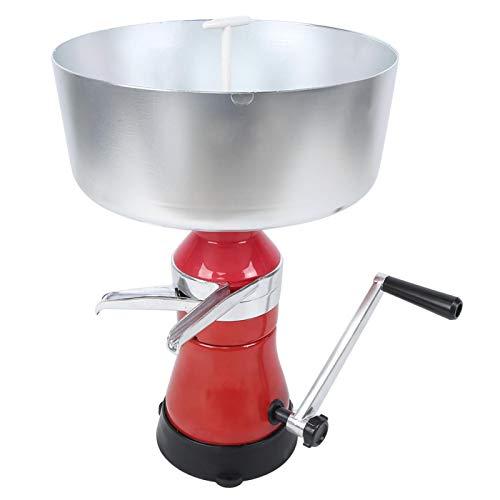 Yivibe Separatore centrifugo centrifugo, separatore di Latte Elettrico Manuale, separatore di Crema di Latte separatore di frappè a Mano per Fattoria
