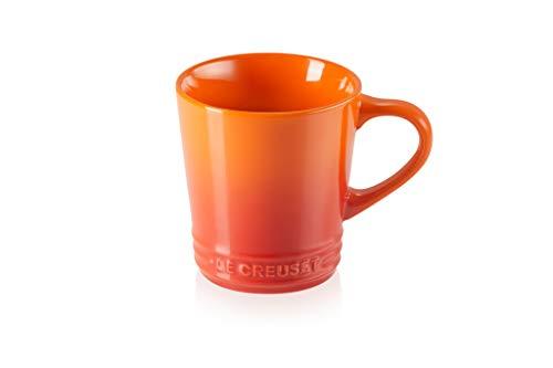 ル・クルーゼ(Le Creuset) マグカップ ネオ・マグ 350 ml オレンジ 耐熱 耐冷 電子レンジ オーブン 対応 【日本正規販売品】