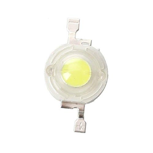 SODIAL(R) 10 LED LAMPADINA BIANCO 1W 90LM 3,6V RISPARMIO ENERGICO