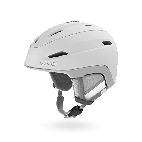 Giro Strata MIPS skihelm, dames, mat, wit, 55,5-59 cm