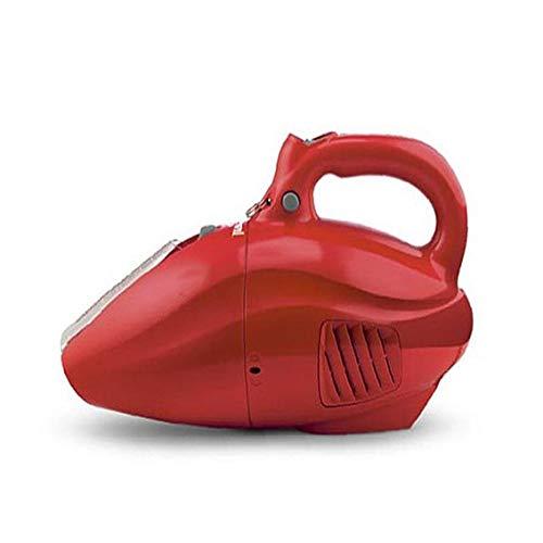 OMMO LEBEINDR Portátil Aspirador del Coche - de Alta Potencia Fuerte succión al vacío portátil Automotive - 12V DC de 120 vatios para una Limpieza rápida de Coches (Rojo)
