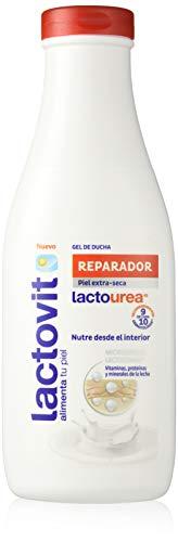 Lactovit Lato-Urea - Gel ultra hidratante de ducha, 600 ml