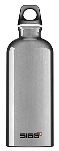シグ(SIGG) アウトドア 水筒 軽量 スイス製アルミボトル トラベラークラシック 1.0L アル 50015