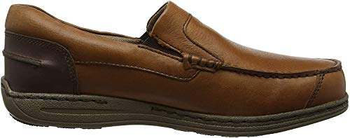 Hush Puppies Herren Murphy Mokassin, Braun (Brown (Tan Tan), 44.5 EU