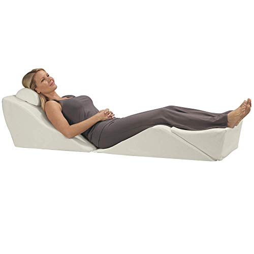 Contour BackMax Foam Bed Wedge Pillow Support System
