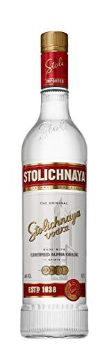 Stolichnaya Red Premium 8505050 Vodka, 700 ml