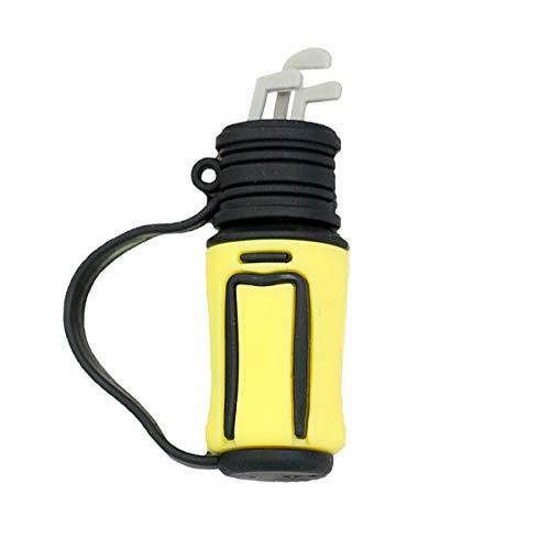 8GB USB 3.0 Pen Drive Cartoon Pendrive Yellow Golf Ball Model USB Flash Drive Memory Stick - Civetman
