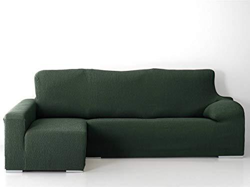 CAÑETE - Funda Chaise Longue Daniela Brazo Largo Derecha - Color Verde