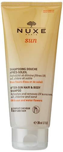 Nuxe Duschshampoo nach der Sonne Körper und Haar, 200 ml