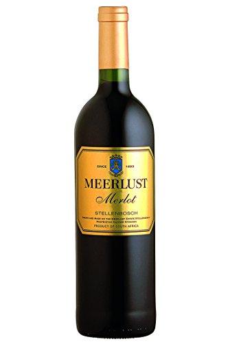 Meerlust Merlot 2011 Stellenbosch Wein trocken (1 x 0.75 l)