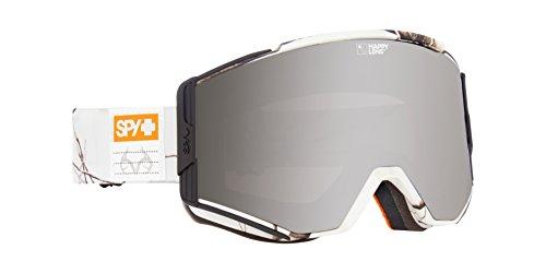 Spy Snow Goggle Ace with Bonus Lens, happy bronze mit silver mirror, One Size