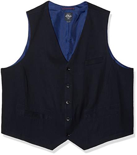 s.Oliver Big Size Pak vest voor heren