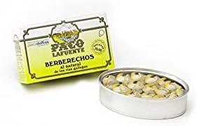 Berberechos al natural Paco Lafuente 35/45 piezas