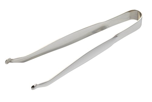 KitchenCraft Sweetly Does It Cake Decorating Tweezers, Stainless Steel,...