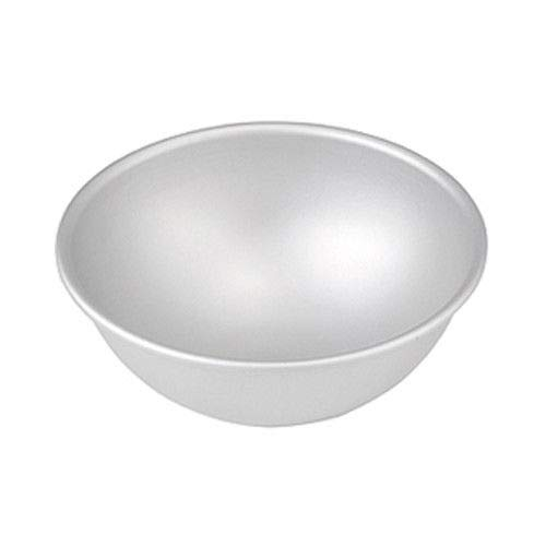 Rantepao – Aluminum Hemisphere Cake Pan 4 inch x 2 inch Deep